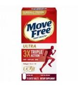 Schiff Move Free 超強行動力三效錠 *75錠 **小錠好吞**-  Ultra Triple Action 含:  非變性II型膠原蛋白,玻尿酸和硼