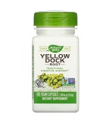 Nature's Way  黃塢根 500 mg*100 粒素食膠囊 -  Yellow Dock Root