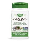 Nature's Way  當歸   1130 mg  *100顆素食膠囊 -  Dong Quai Root