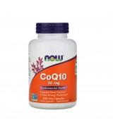 NOW Foods  Q10 輔酵素 30 mg *240顆 - COQ10