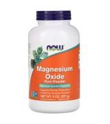 NOW Foods   純氧化鎂粉  *8 盎司(227 克)Magnesium Oxide