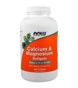 NOW Foods   鈣 + 鎂 *240粒 - 100% Calcium & Magnesium