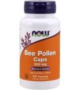 NOW Foods  天然花粉 500 mg *100顆~Bee Pollen