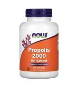 NOW Foods  5倍濃縮 蜂膠 400mg*90粒 - Propolis2000