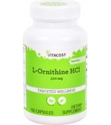 Vitacost      L-鳥氨酸   500毫克*100顆 - L-Ornithine