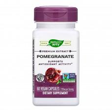 Nature's Way    優選石榴萃取 含:85%多酚 *60顆素食膠囊 -  Pomegranate