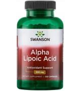 swanson 硫辛酸(Alpha-Lipoic Acid)300mg*120顆