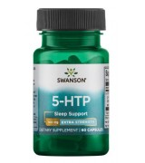 swanson 強效5-羥基色胺酸 5HTP  (100mg *60 顆) - 5-HTP