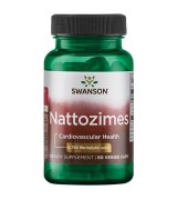 swanson 專利納豆激酶~6750FU (60顆)*3瓶 - Nattozimes
