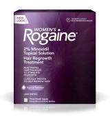 美國Rogaine  2%  女用強效落健生髮水、生髮液 * (60ML x3瓶裝) - Women's  Rogaine