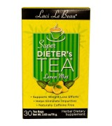 美國 Natrol Laci Le Beau 蕾喜茶   60包 - 檸檬薄荷味