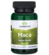 **原廠最新外包裝**swanson maca 強力馬卡萃取(500mg 四倍濃縮*120顆) 瑪卡