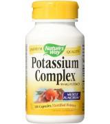 Nature's Way   螯合鉀  99 mg*100 顆 - Potassium Chelate