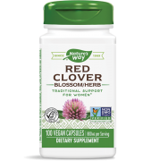 Nature's Way  紅花苜蓿  (400mg * 100顆) - Red Clove