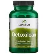 swanson  Detoxilean 排毒複方 - 全身系統排毒 淨血 護肝 補腎 腸道系統 (*120顆)