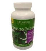 Trunature  銀杏葉萃取精華 120mg *340粒 - 增強記憶力 ~ Ginkgo Biloba Extract