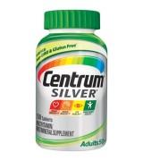 銀寶善存-銀髮族綜合維他命 *150錠 -Centrum Silver  *原廠最新包裝*