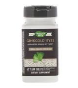 Nature's Way   銀杏眼睛營養複方  含:葉黃素  *60顆 -  Ginkgold Eyes