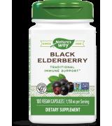 Nature's Way   接骨木 575 mg*100 顆 - Elderberry