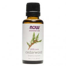 Now Foods 100%純 純雪松 精油 * 1 fl oz (30 mL) - 100% Pure Cedarwood Oils