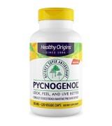 法國濱海松樹皮 Pycnogenol 150mg* 120顆素食膠囊 - Healthy Origins Pycnogenol