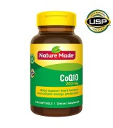 Nature Made  CoQ10  Q10 輔酶 200mg *140粒 - CoQ10