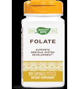 *最新包裝* Nature's Way  Folate  葉酸  480mcg  *100顆 -  Folic Acid