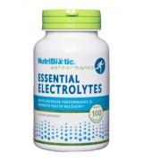 *新包裝*NutriBiotic  電解質補充配方*100顆素食膠囊 - Essential Electrolytes