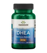 swanson 青春原素 (25mg*120顆) - DHEA