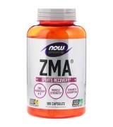NOW Foods   鋅鎂力 ZMA *180顆  - 含維他命B6