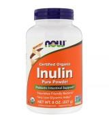 NOW Foods 有機純菊粉 * 8盎司(227克) - Organic Inulin 菊糖