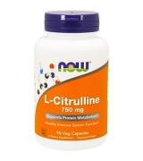 NOW Foods   左旋 - 瓜氨酸  750mg *90顆 -  L-Citrulline