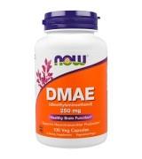 NOW Foods   DMAE  乙醯膽鹼前驅物(穩定形式膽鹼) 250mg*100顆  DMAE