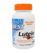 Doctor's Best   素食專用葉黃素   10mg* 120顆素食膠囊  -  Lutein