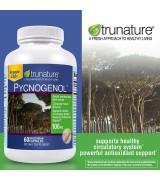 Trunature®  高效力法國濱海松樹皮 Pycnogenol(法國松樹萃取) 100毫克*60顆 - Pycnogenol® 含專利成份