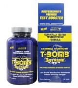 Maximum Human Performance 最新款- 超強睾酮優化  MHP T-Bomb 3Xtreme *168錠 -  減少轉換雙氫睾酮 降低雌激素