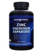 BODYSTRONG  ZMA  鋅鎂力   *180顆 - Zinc Magnesium Aspartate