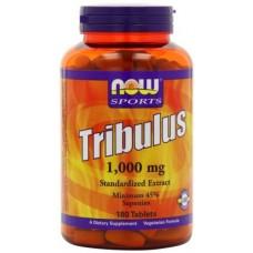 NOW Foods  蒺藜  1000mg*180素食錠  *大瓶裝 * - Sport  Tribulus