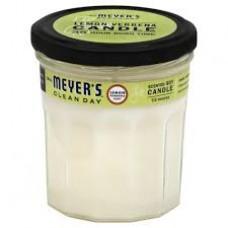 Mrs. Meyers Clean Day  檸檬馬鞭草香氛蠟燭  *7.2 oz - Lemon Verbena Scent