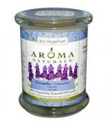 Aroma Naturals  薰衣草香氛蠟燭   100%純天然 * 8.8 oz (260 g) 玻璃罐裝  Tranquility, Lavender