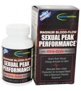 MAGNUM BLOOD FLOW   男性功能增強劑   *40錠 - 能量活化  SEXUAL PEAK PERFORMANCE