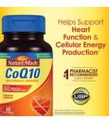 Nature Made CoQ10  Q10 輔酶 400 mg*90粒  -  Coenzyme Q10
