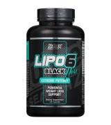 **全新版**Nutrex  Research  黑天使女性專用 超濃縮款燃脂劑 Lipo-6 *120顆 - Lipo 6 Black, Hers 含超濃縮燃燒脂肪配方