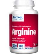 **效期2021/12*Jarrow Formulas 左旋精氨酸 (精胺酸) 1000mg* 100素食錠 - L-Arginine