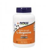 NOW Foods  左旋精氨酸 (精胺酸) L-Arginine 1000mg* 120錠