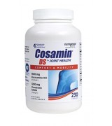 Cosamin®  DS 關節健康  *230顆 - DS for Joint Health 含: 獨家配方  氨基葡萄糖  硫酸軟骨素