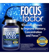 FOCUSfactor®  成人補腦加強記憶強效綜合維他命 *180錠加量裝 - Dietary Supplement