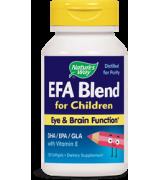 Nature's Way   EFA 兒童聰明配方 DHA   445mg *120粒 -  EFA / DHA / GLA - Blend, for Children