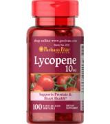 Puritan's Pride  番茄紅素 10 mg*100粒 - Lycopene 茄紅素