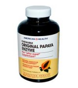 American Health  天然木瓜酵素  * 600錠大包裝 -  Original Papaya Enzyme